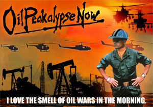Oil Peakalypse Now