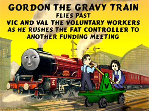 Gordon The Gravy Train