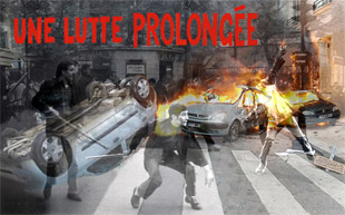 Une lutte prolongee - a prolonged fight