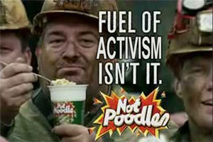 Not Poodle - Fuel Of Activism Isn't It.