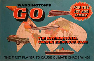 Waddingtons Go - the climate change game
