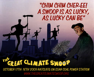 The Great Climate Swoop