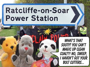 Sooty and Swoop