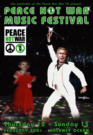 Peace Not War Music Festival